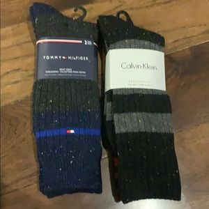 Other - Men's boot socks new 4 pairs brand new